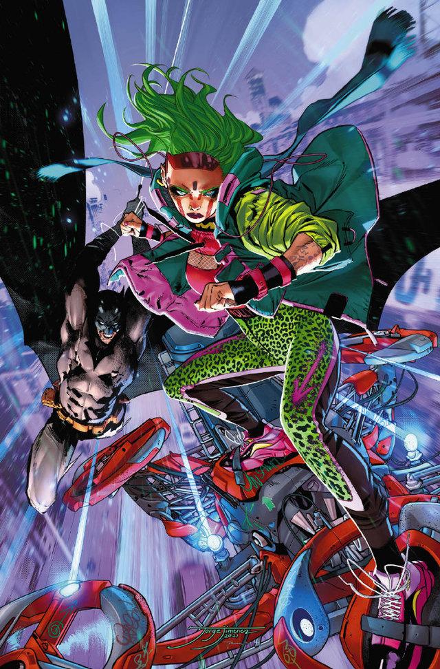 「蝙蝠侠」第108期封面图公开