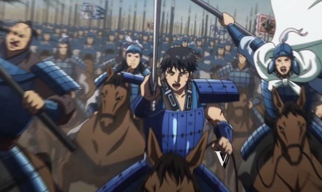 TV动画「王者天下」第3季最新预告公开