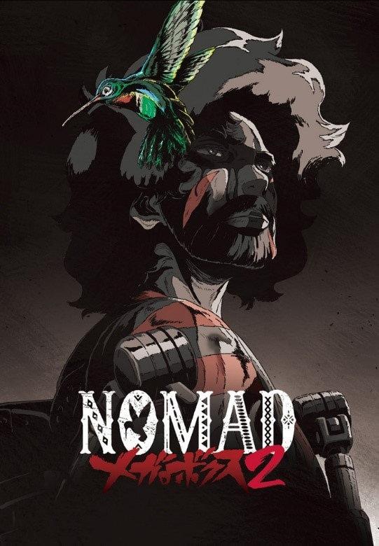 TV动画「NOMAD MEGALO BOX」第2季视觉图公开