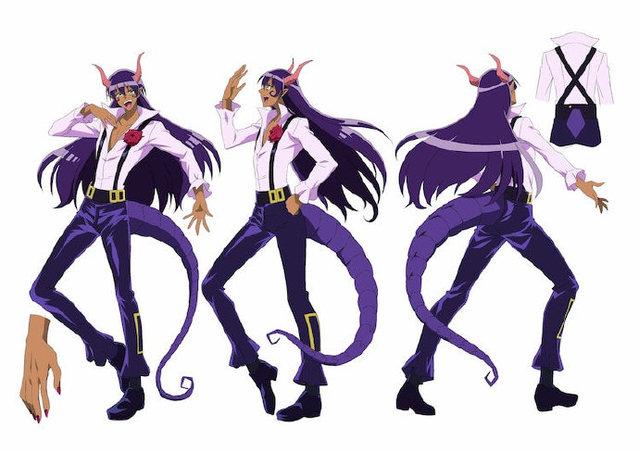 TV动画「入间同学入魔了!」第2季追加声优公开