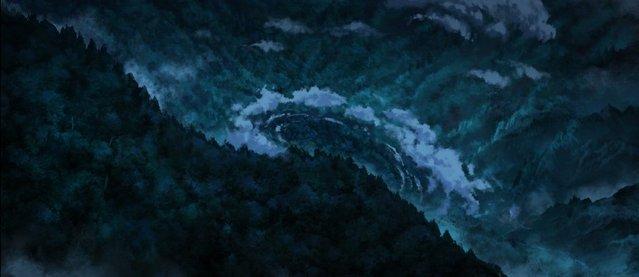 「秦岭神树」高清场景壁纸公开