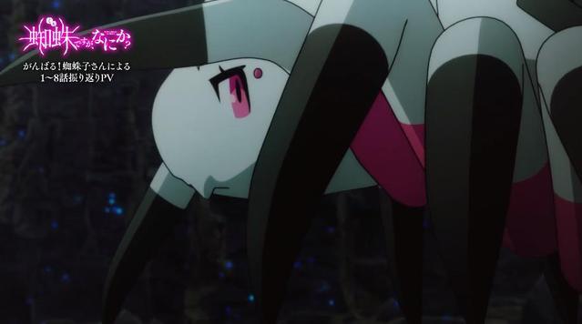 TV动画「我是蜘蛛又怎样?」1~8话总结PV发布