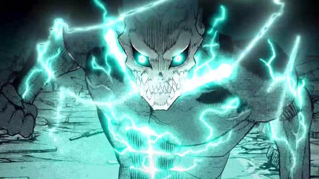 漫画「怪兽8号」公式PV2公开