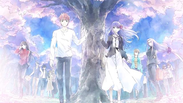 「Fate/stay night [HF] Ⅲ.春之歌」特別上映企划告知映像公布
