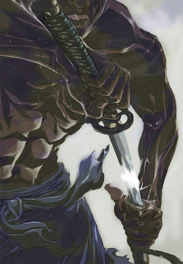 网飞动画「弥助」公开最新预览图 4月29日播出