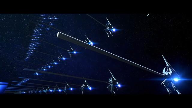 剧场版动画「希德尼娅的骑士:编织爱的行星」开头影像公布