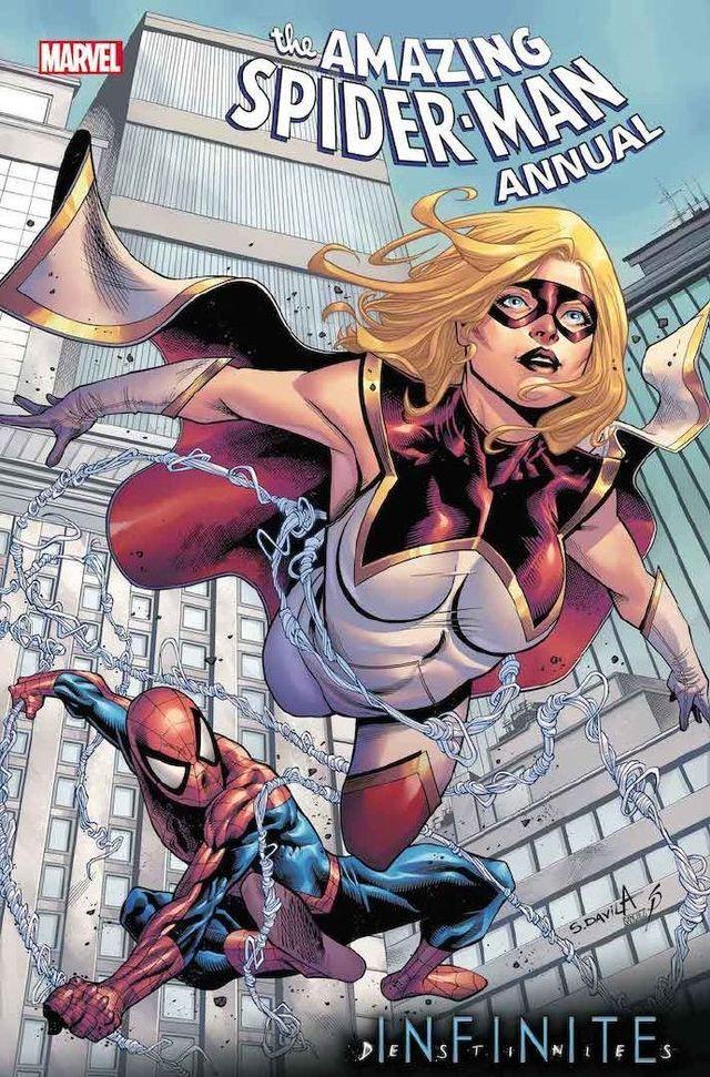 漫威宣布「神奇蜘蛛侠年刊」第2期将于7月发布