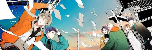 漫画家绪川千世出道10周年纪念本封面&海报公开