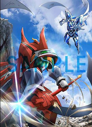 动画「巴克·亚罗」Blu-ray&DVD1-4卷特典插图公开