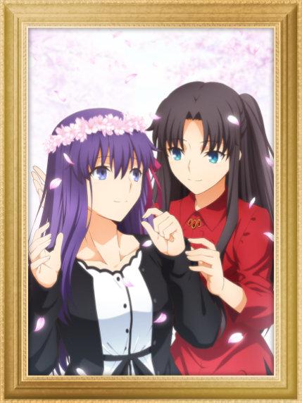 「Fate/stay night[HF]」最终章BD发售纪念插图公开