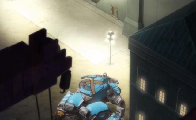 机甲动画「SAKUGAN」公开第一弹角色PV