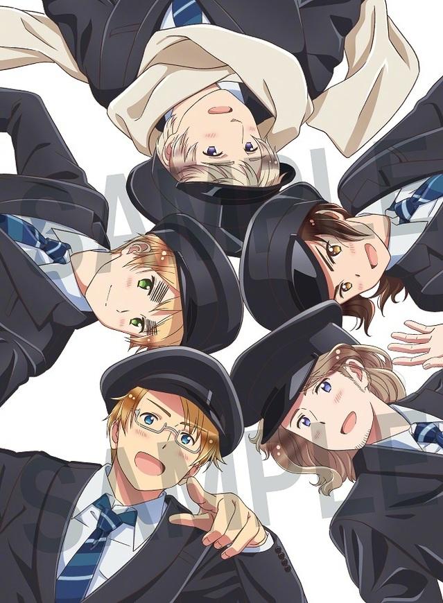 「黑塔利亚 World★Stars」BD-BOX+角色歌Vol.1特典图公开