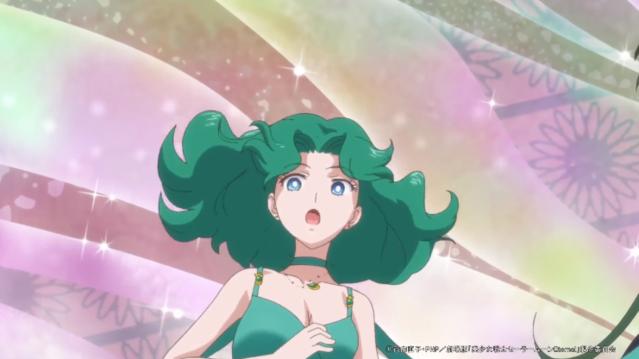 剧场版「美少女战士Eternal」插入曲动画MV公开