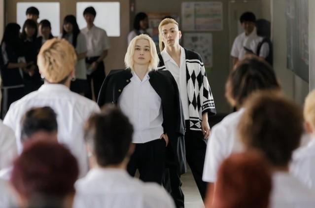 「东京卍复仇者」真人电影版角色PV公开