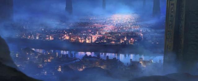 国产动画电影「俑之城」新PV公开