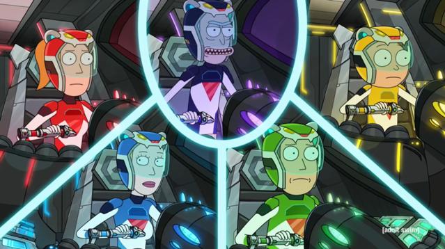 动画「瑞克与莫蒂」第五季预告公开