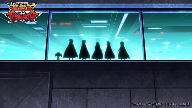 TV动画「游戏王SEVENS」公开全新主视觉图