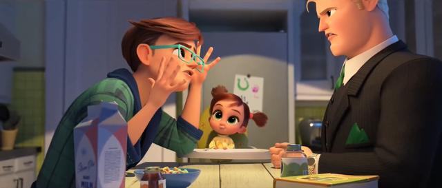 动画「宝贝老板:家族企业」新预告公开