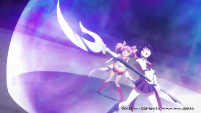 剧场版动画「美少女战士Eternal」BD发售倒计时CM公开