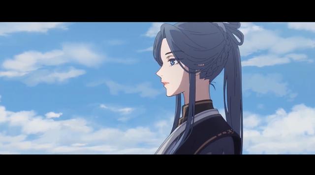 动画「天官赐福」日语版第2弹PV公开