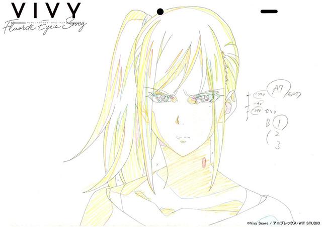 「薇薇 -萤石眼之歌-」第12话原画&人设图公开