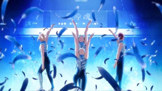 原创电视动画「后空翻!!」剧场版化决定PV公开