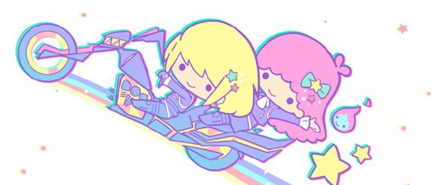 动画「Promare」×「三丽鸥」双子星系列联动周边公开