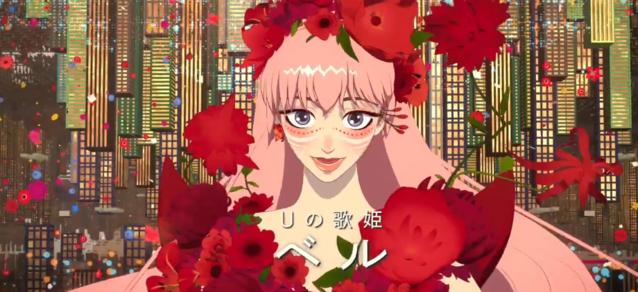 剧场版动画「龙与雀斑公主」公开最新第二弹预告PV