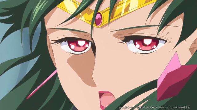 剧场版动画「美少女战士Eternal」BD发售倒计时9日宣传CM公开
