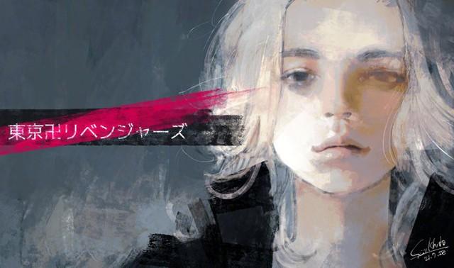 石田スイ绘制「东京卍复仇者」Mikey公开