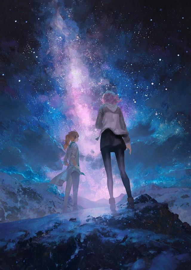 「FGO -终局特异点 冠位时间神殿所罗门-」高清版上映纪念视觉图公开