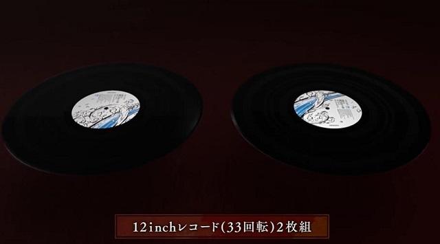 「鬼灭之刃」灶门炭治郎 立志篇OST黑胶唱片介绍PV公开