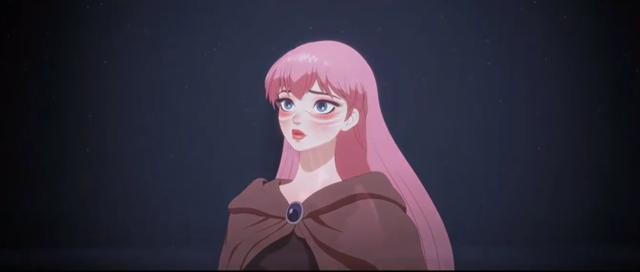 剧场版动画「龙与雀斑公主」新预告公开