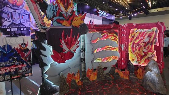 CCG EXPO 2021正式开展 带你看看都有啥好玩的
