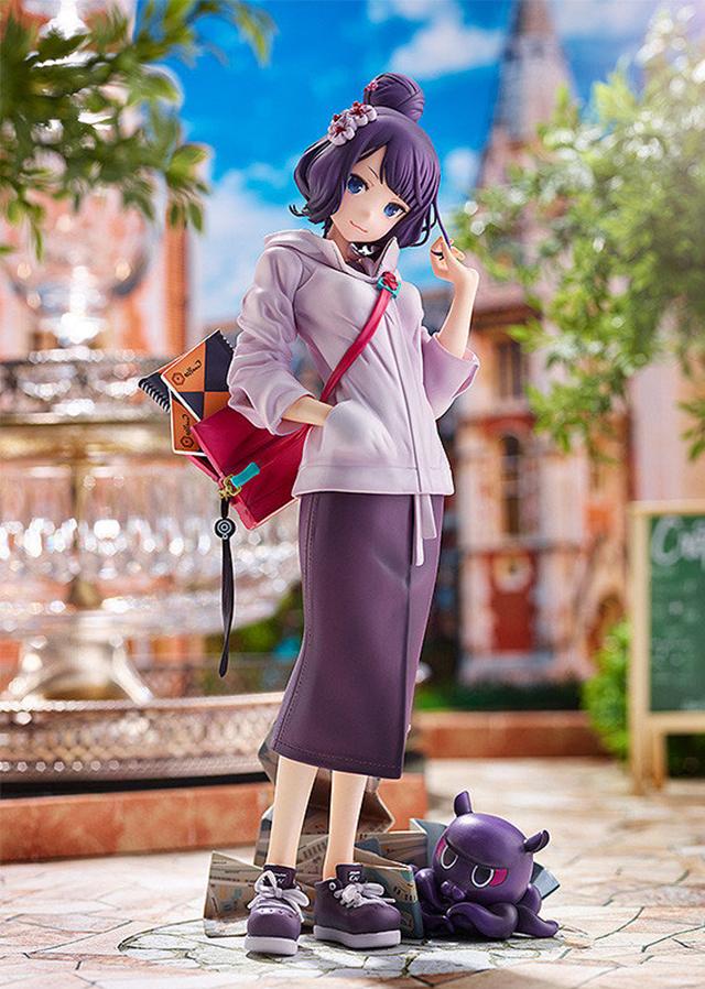 「Fate/Grand Order」葛饰北斋「英灵旅装Ver.」手办开订