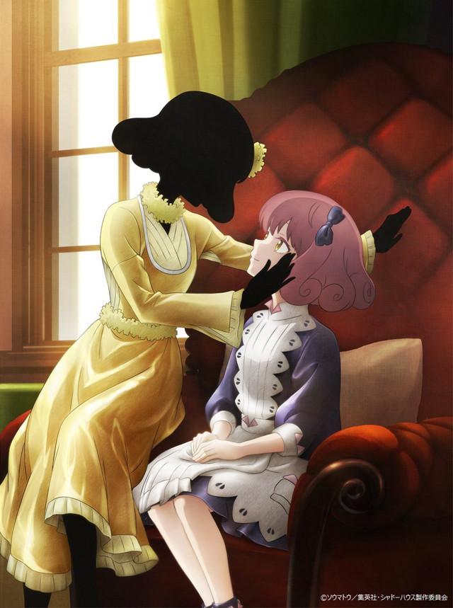 动画「影宅」Blu-ray&DVD第三卷封面公开