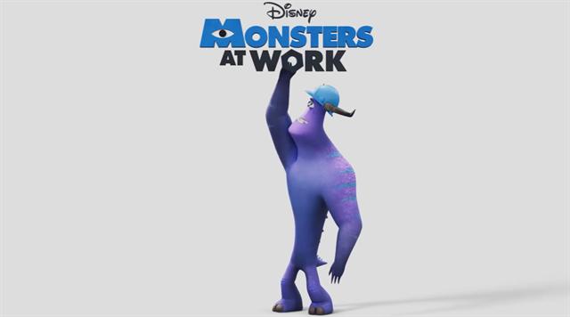 动画「怪兽上班」特别预告片公开