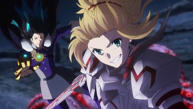 「Fate/Grand Order-终局特异点 冠位时间神殿所罗门-」上映中PV公布