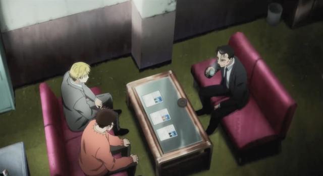 TV动画「三角窗外是黑夜」先导PV公开