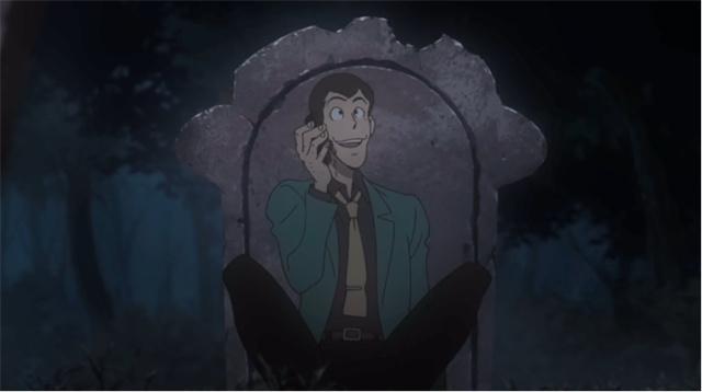 TV动画「鲁邦三世 PART6」公开最新角色PV「次元大介篇」