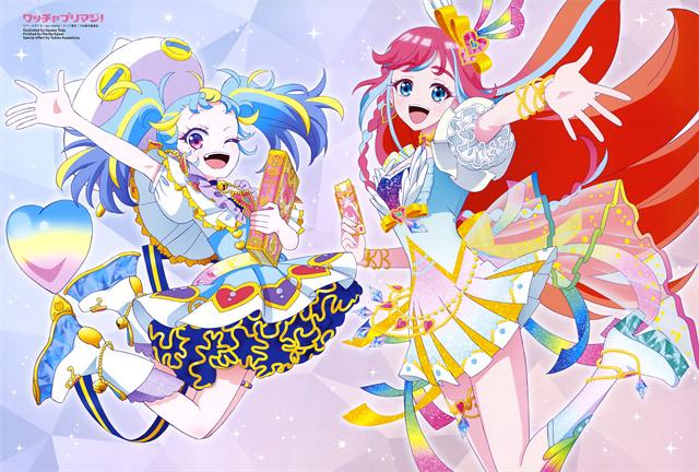 动画「美妙魔法!」最新版权绘公开